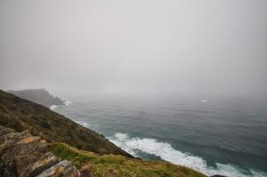 Cape Reinga under rain !
