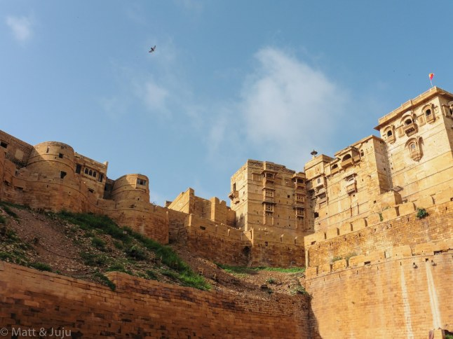 India-Jaisalmer-fort-2015