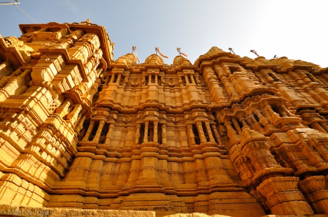 India - Jaisalmer - fort