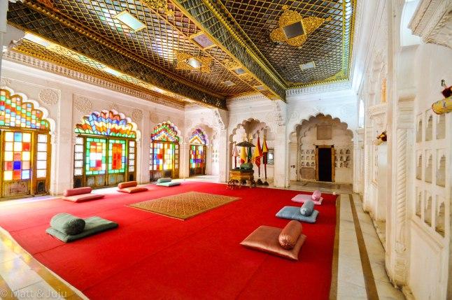 India - Jodhpur - Pearl Palace - Moti Mahal