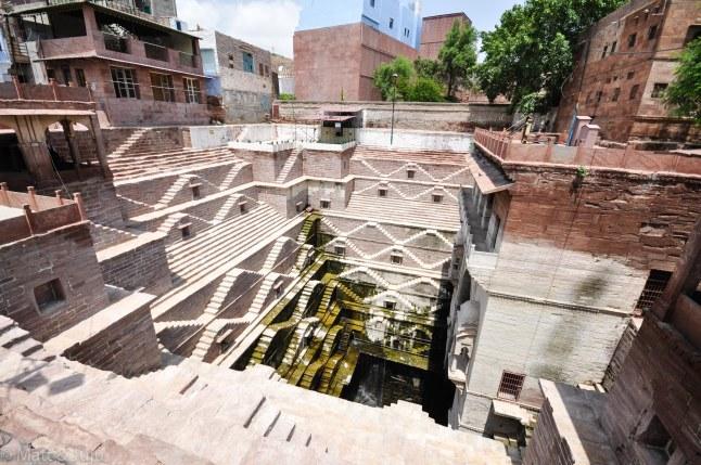 India - Jodhpur - Baoli