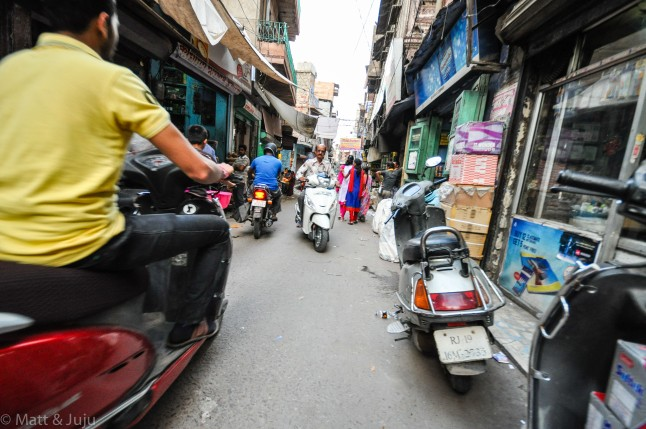 India - Jodhpur - Streets