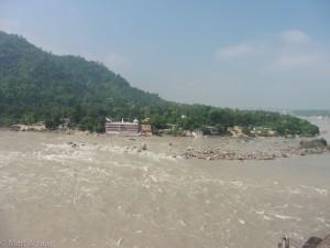 India - Rishikesh - Gange