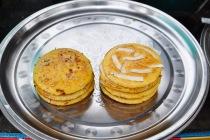Pancakes sucrés - Yangon, Myanmar