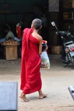 Myanmar - Bagan - novice