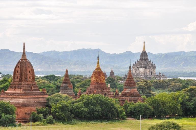 Myanmar - Bagan - 2015