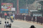 Myanmar - Bago-Kyaikto - aumone 2015