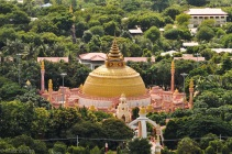 Myanmar - Mandalay - Sitagu Buddhist Academy, 2015