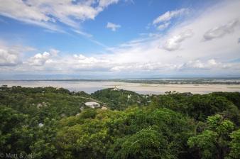 Myanmar - Mandalay - landscape, 2015