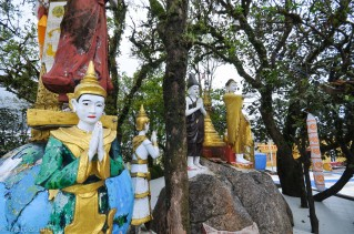Myanmar - Bago-Kyaikto - 049