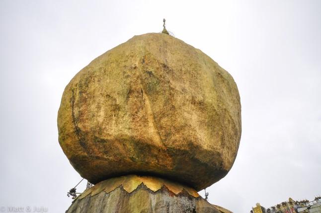 Myanmar - Bago-Kyaikto - 050