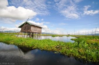 Myanmar - Inle Lake - 116