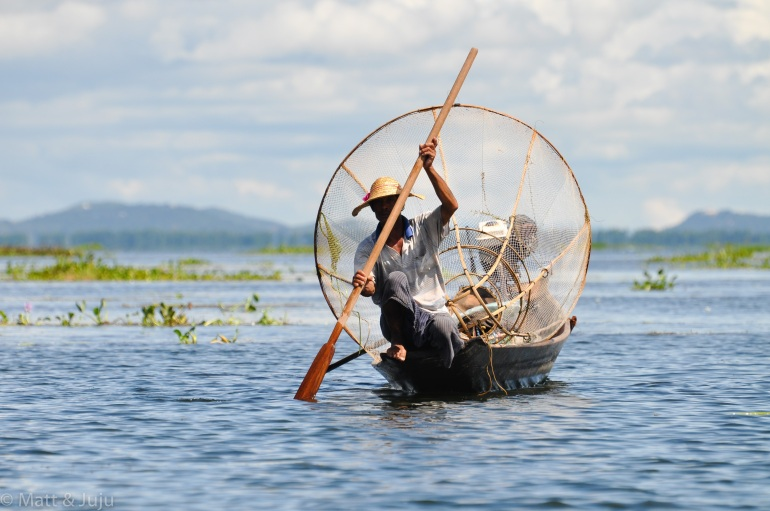 Myanmar - Inle Lake - 2015